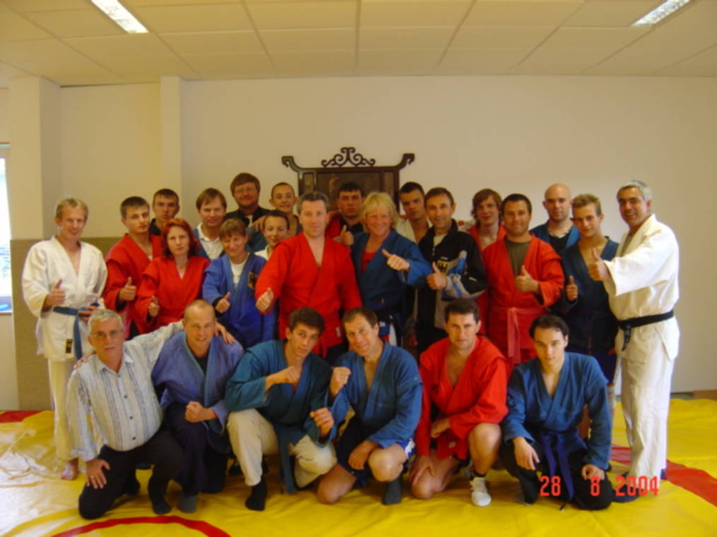 Trainerseminar in Bremen
