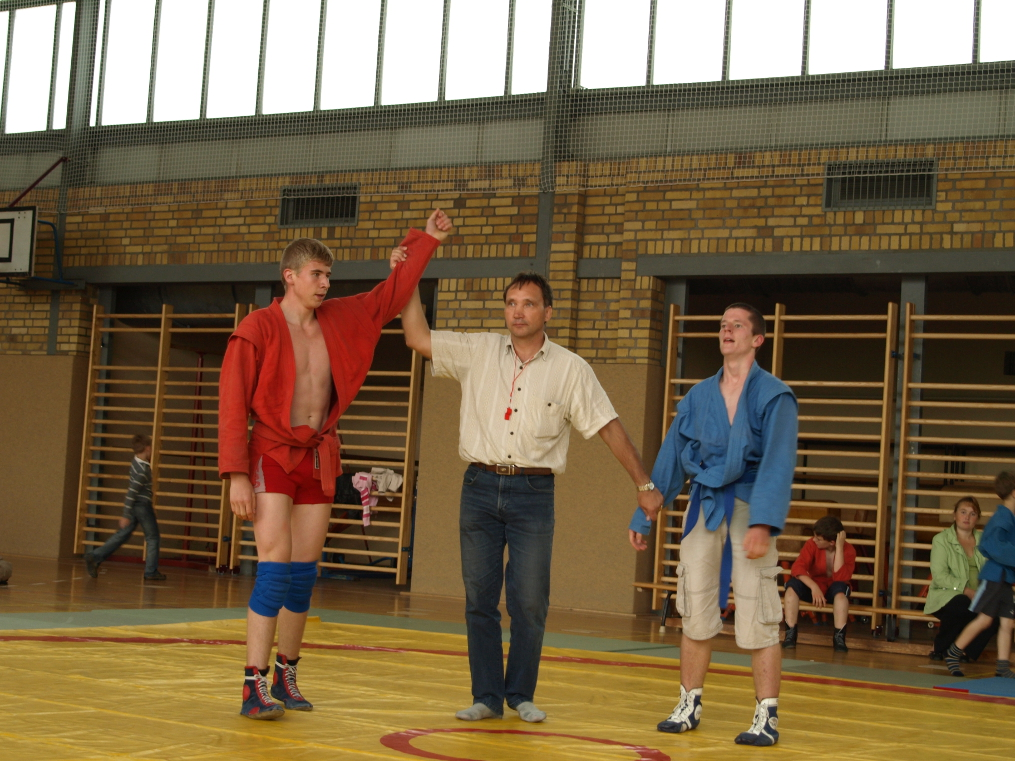 Messepokal in Leipzig, Lobko (05.09.2009)